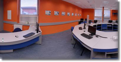 Laboratoř aplikované informatiky - panoramatická fotografie